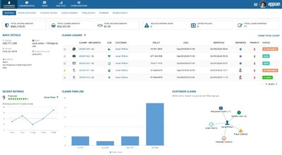 The Appian Connected Claims solution