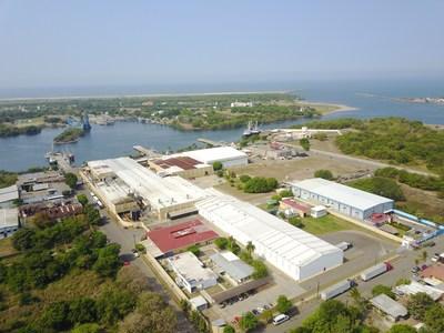Planta Grupo Procesa ubicada en Puerto Chiapas