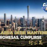 CGTN:China valora sus promesas y cumple sus compromisos