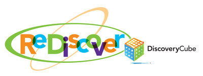 Come ReDiscover the Fun of Science. Discovery Cube is Open, May 28