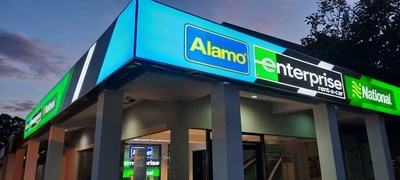 La sucursal triplemarca de Cebú en Filipinas, que alberga las marcas Enterprise Rent-A-Car, Alamo Rent A Car y National Car Rental, forma parte de la inversión continua de la compañía en APAC