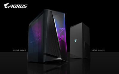 GIGABYTE anuncia las primeras computadoras de escritorio para juegos ajustadas de fábrica en el mundo