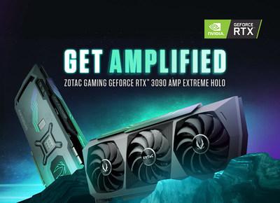 ZOTAC GAMING GeForce 3090 AMP Extreme Holo