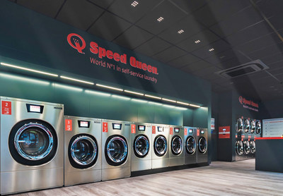Speed Queen laundromats offer a premium long-lasting design and best-in-breed technology and equipment.