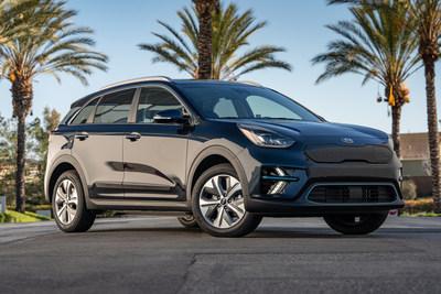 Kia America Announces 2021 Niro EV