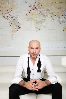Pitbull se asocia con Echelon Fitness