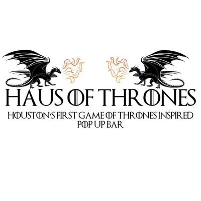 Haus Of Thrones (bar temático inspirado en Game of Thrones) (PRNewsfoto/Haus of Thrones)