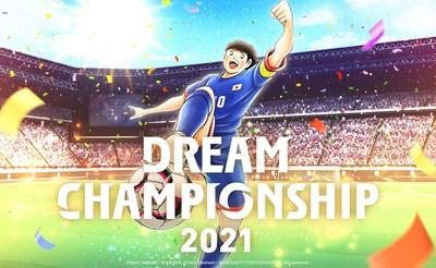 """KLab Inc., líder de juegos en línea para teléfonos móviles, anunció que su juego de simulación de fútbol de enfrentamiento directo """"Captain Tsubasa: Dream Team"""" celebrará el torneo mundial Dream Championship 2021 a partir del viernes17 de septiembre. Además, ya está disponible el sitio web oficial del Dream Championship 2021 (https://www.tsubasa-dreamteam.com/dcs/es/)."""