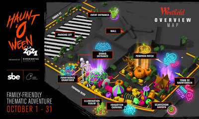 Hauntoween 2021, una aventura temática para la familia, estará abierta todas las noches del 1 al 31 de octubre.