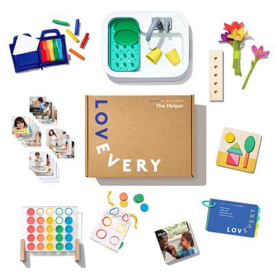 Lovevery, The Helper Play Kit
