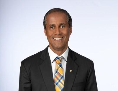 Nigel M. Baptiste, presidente de Republic Financial Holdings Limited