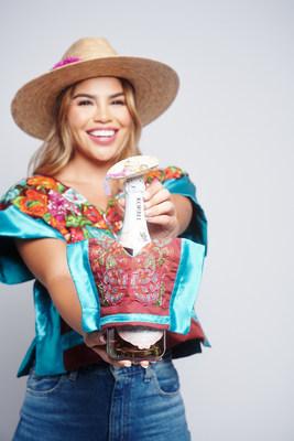 Fernanda Flores para Korbel